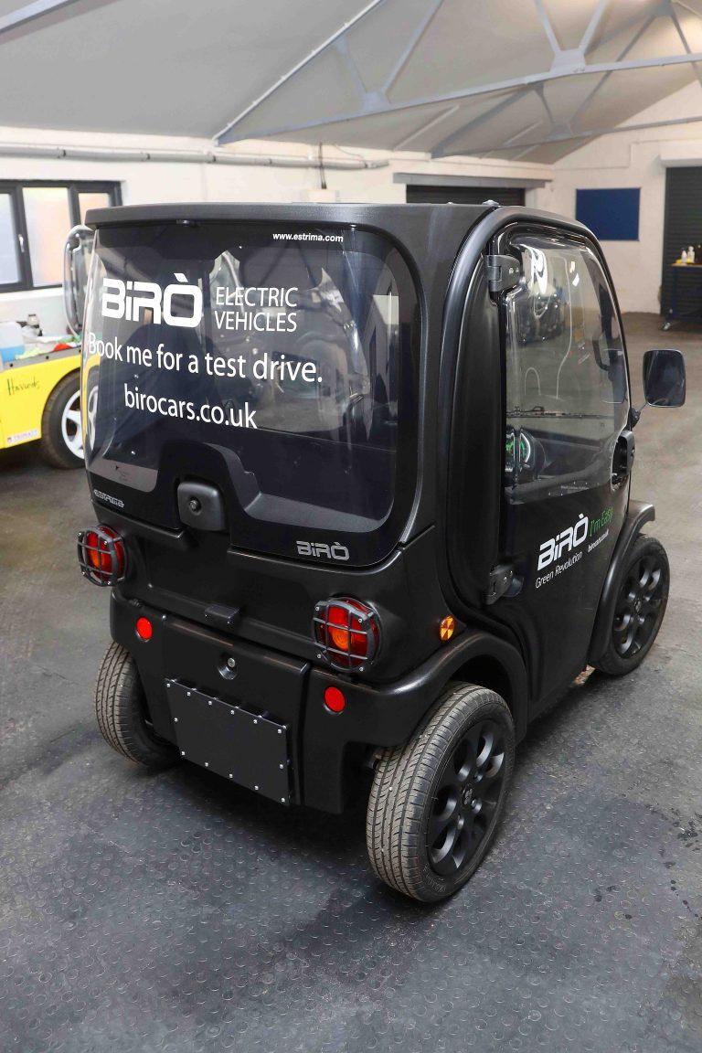 Biro UK Car